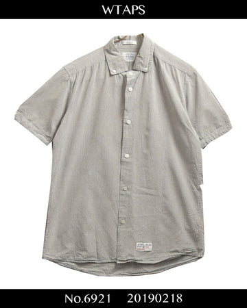 WTAPS / Button Down Shirt