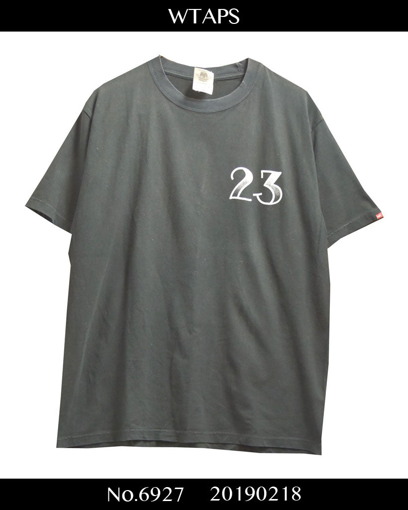 WTAPS / 23 Number Graphic Cutsew