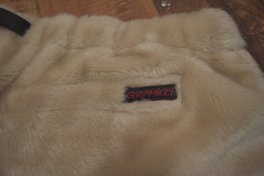 GRAMICCI / Fur Cropped Pants