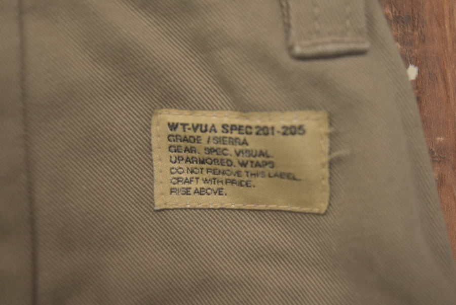 WTAPS / Beigh Chino Pants