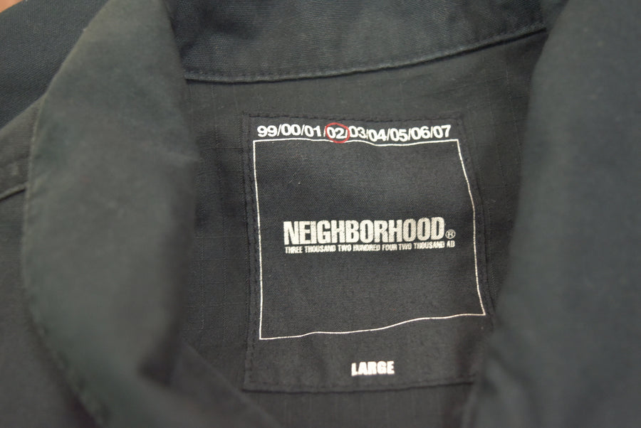 NEIGHBORHOOD / Cotton denim jacket