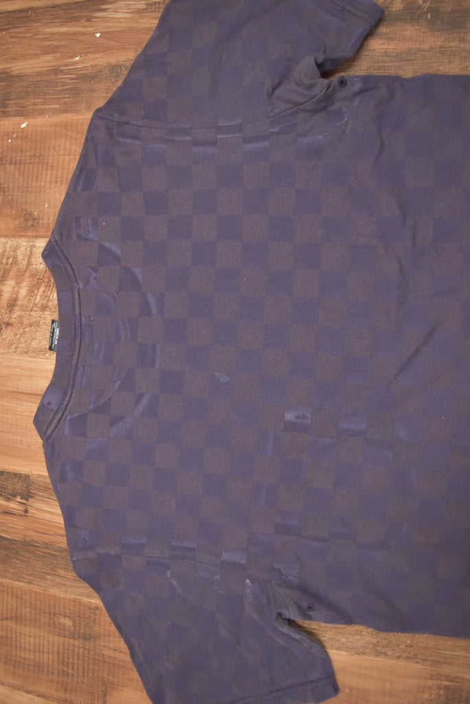 NUMBER(N)INE / Checkered Pattern Pocket Cutsew
