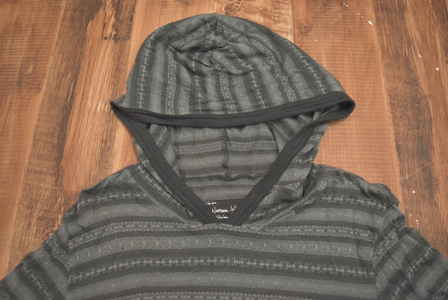 NUMBER(N)INE / Tribal Border hooded cutsew
