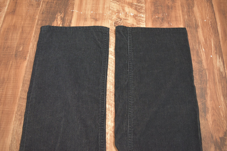 NUMBER(N)INE / Black corduroy pants