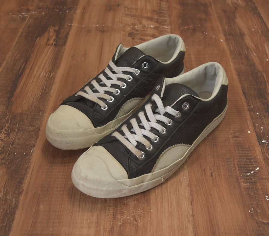 UNDERCOVER / Low-cut Leather Sneaker