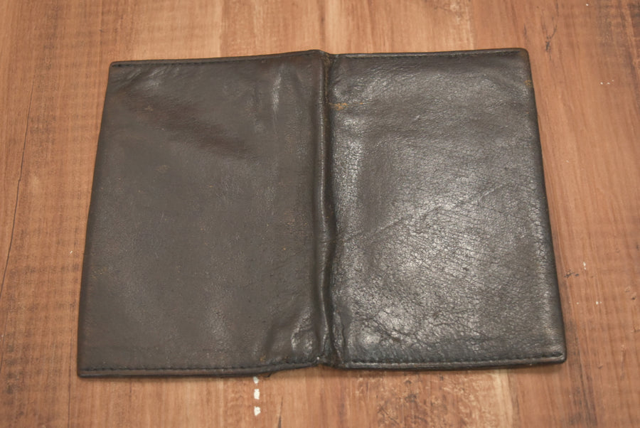 UNDERCOVER / Damage Leather Wallet