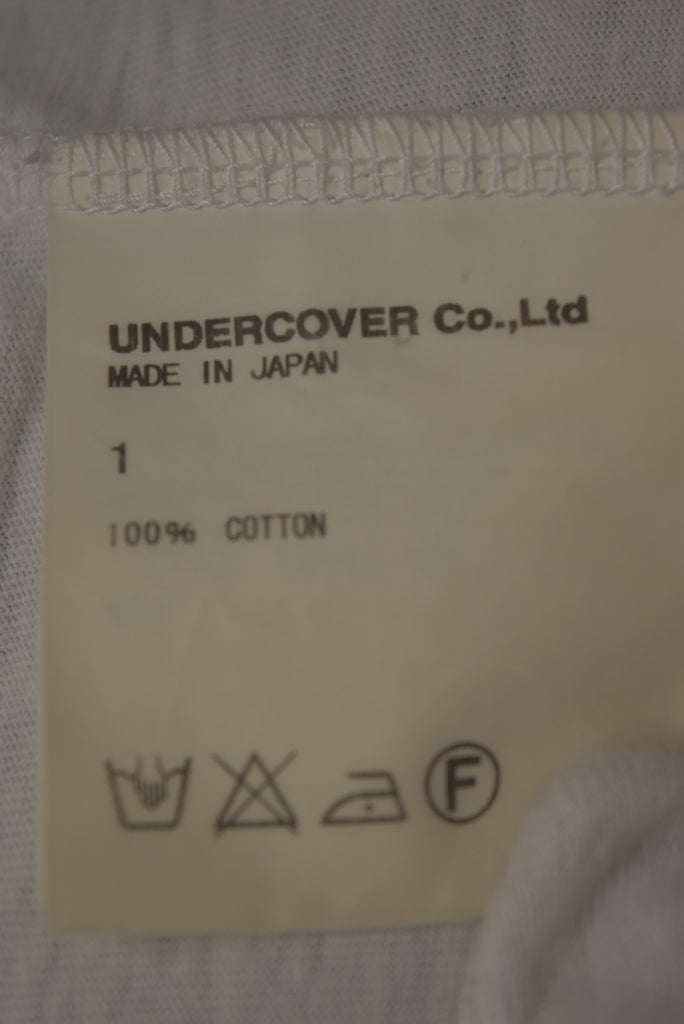 UNDERCOVER / Cat Collage Graphic Cutsew
