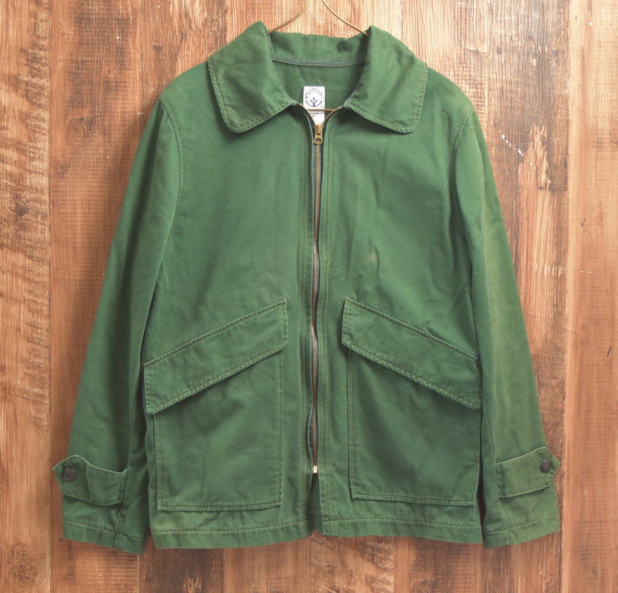CORONA / Green Work Jacket