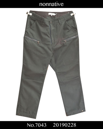 nonnative / Zip Cargo Pants