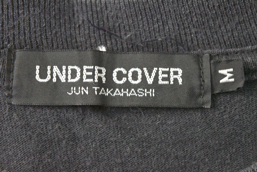 UNDERCOVER / Collction Model Print Cutsew