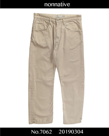 nonnative / Climb Puckering Pants