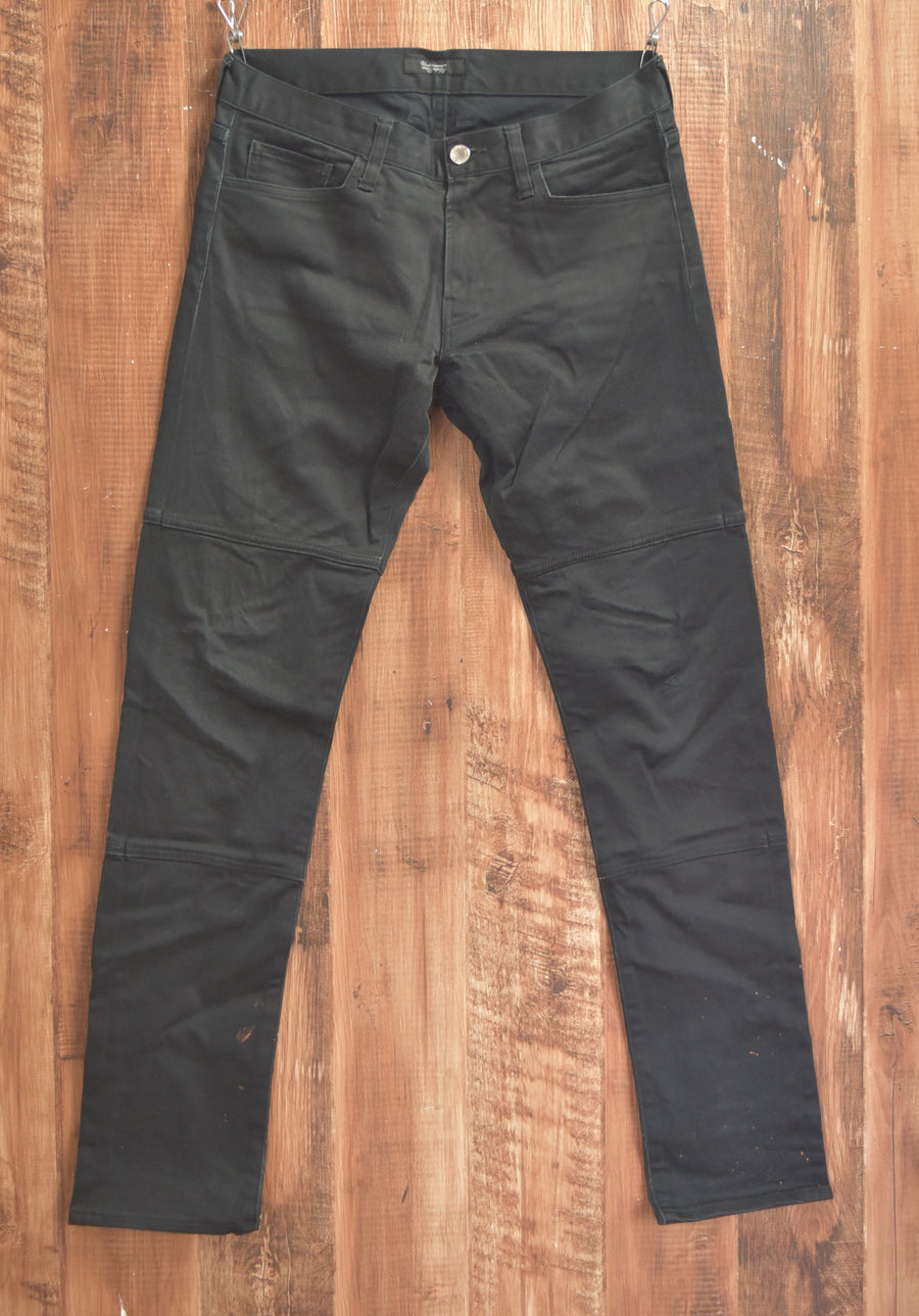 UNDERCOVER / Black Stretch Denim Pants