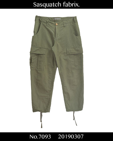 Sasquatchfabrix. / Transform Military Cargo Pants