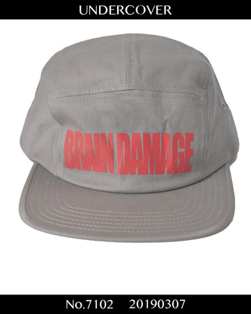 UNDERCOVER / BRAIN DAMAGE Jet Cap