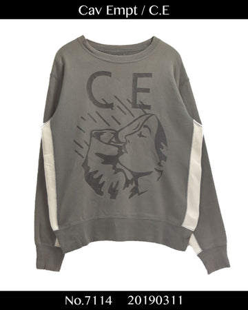 cav empt / Logo Graphic Sweat Shirt
