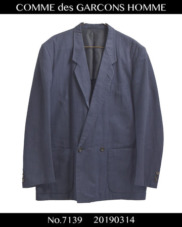 COMME des GARCONS HOMME / Double Breasted Tailored Jacket