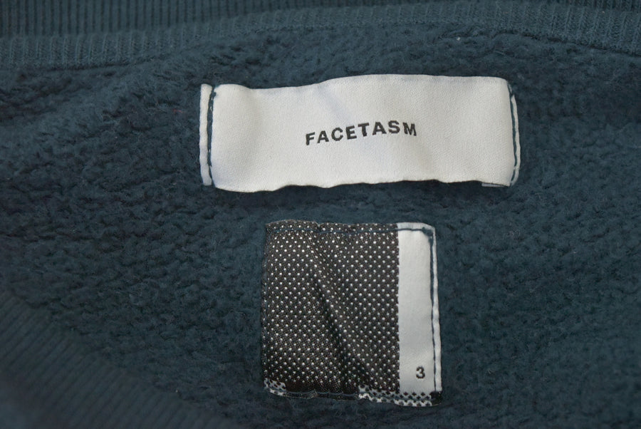 FACETASM / Layered Big Sizing Jacket