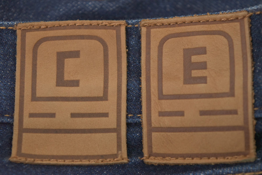 cav empt / Logo Patch Raw Denim