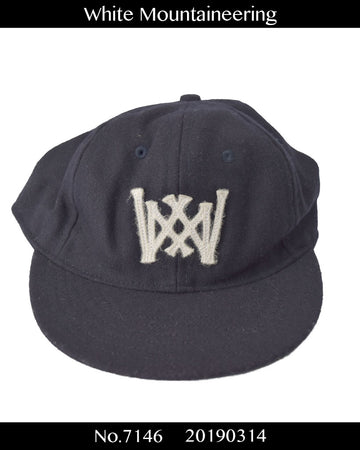 WHITE MOUNTAINEERING / WM Logo Baseball Cap