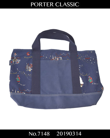 PORTER CLASSIC / Xmas Limited Tote Bag