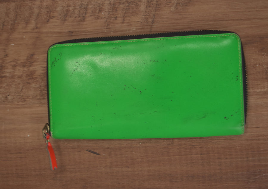 COMME des GARCONS / Multi Color Wallet