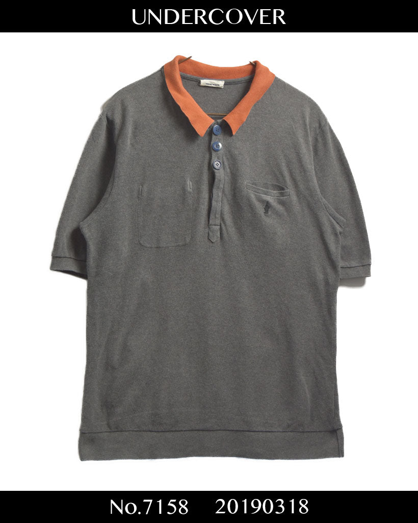 UNDERCOVER / Cleric Polo Shirt