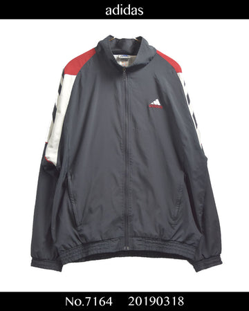 adidas / 90s Strypes jersey Jacket