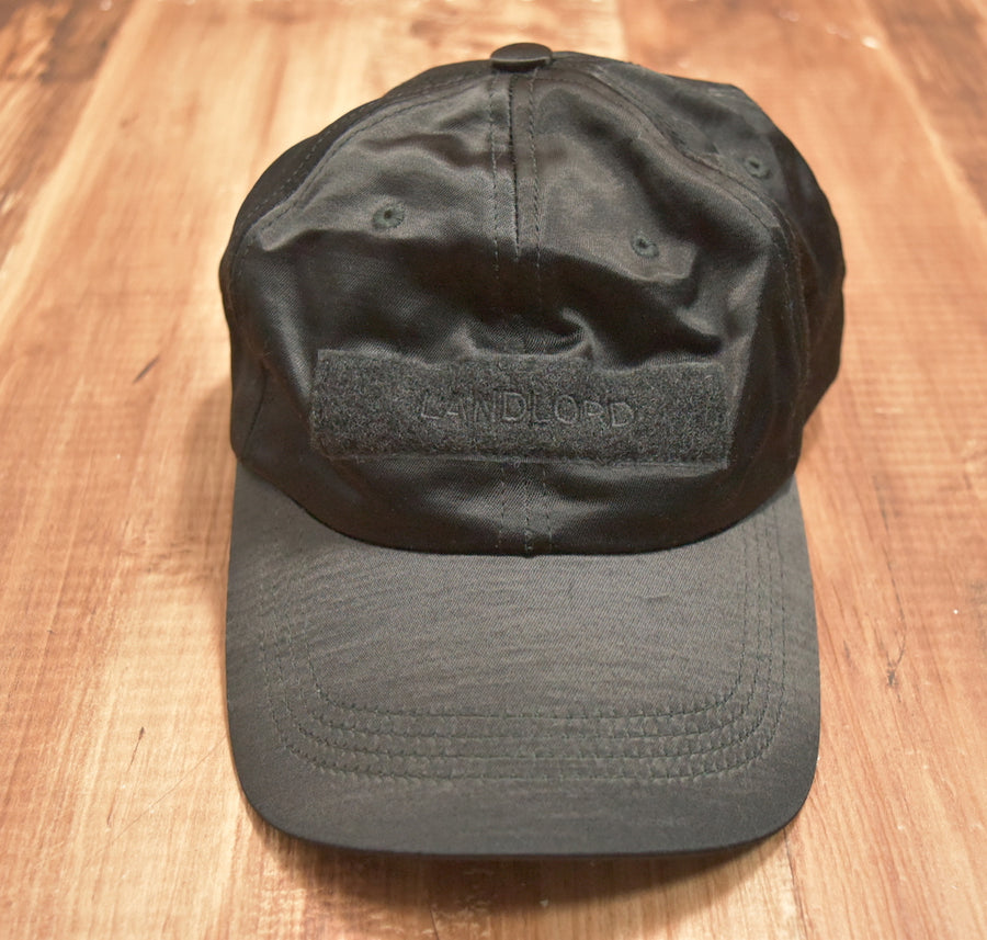 LANDLORD / Nylon Military Cap