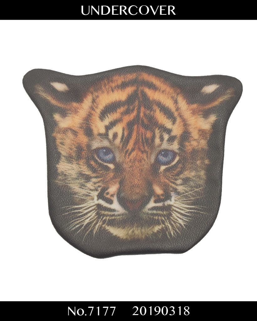 UNDERCOVER / Tiger Print Pouch