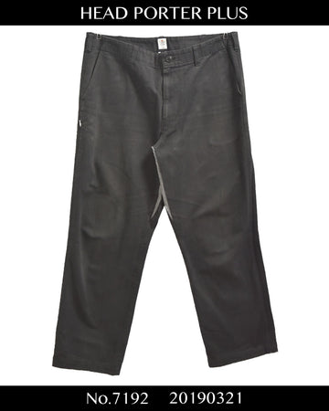 HEAD PORTER PLUS / Hybrid Chino Pants