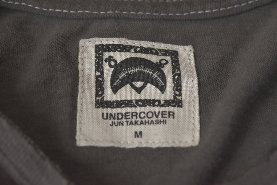 UNDERCOVER / 《SCAB》 Graphic Sleeveless Cutsew
