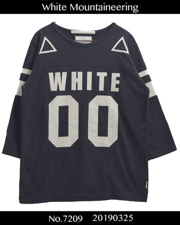 WHITE MOUNTAINEERING / Numbering Football Cutsew