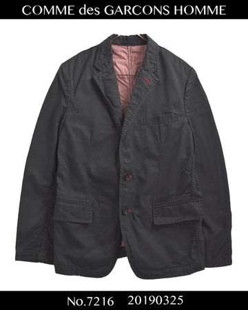 COMME des GARCONS HOMME / Puckering Tailored Jacket