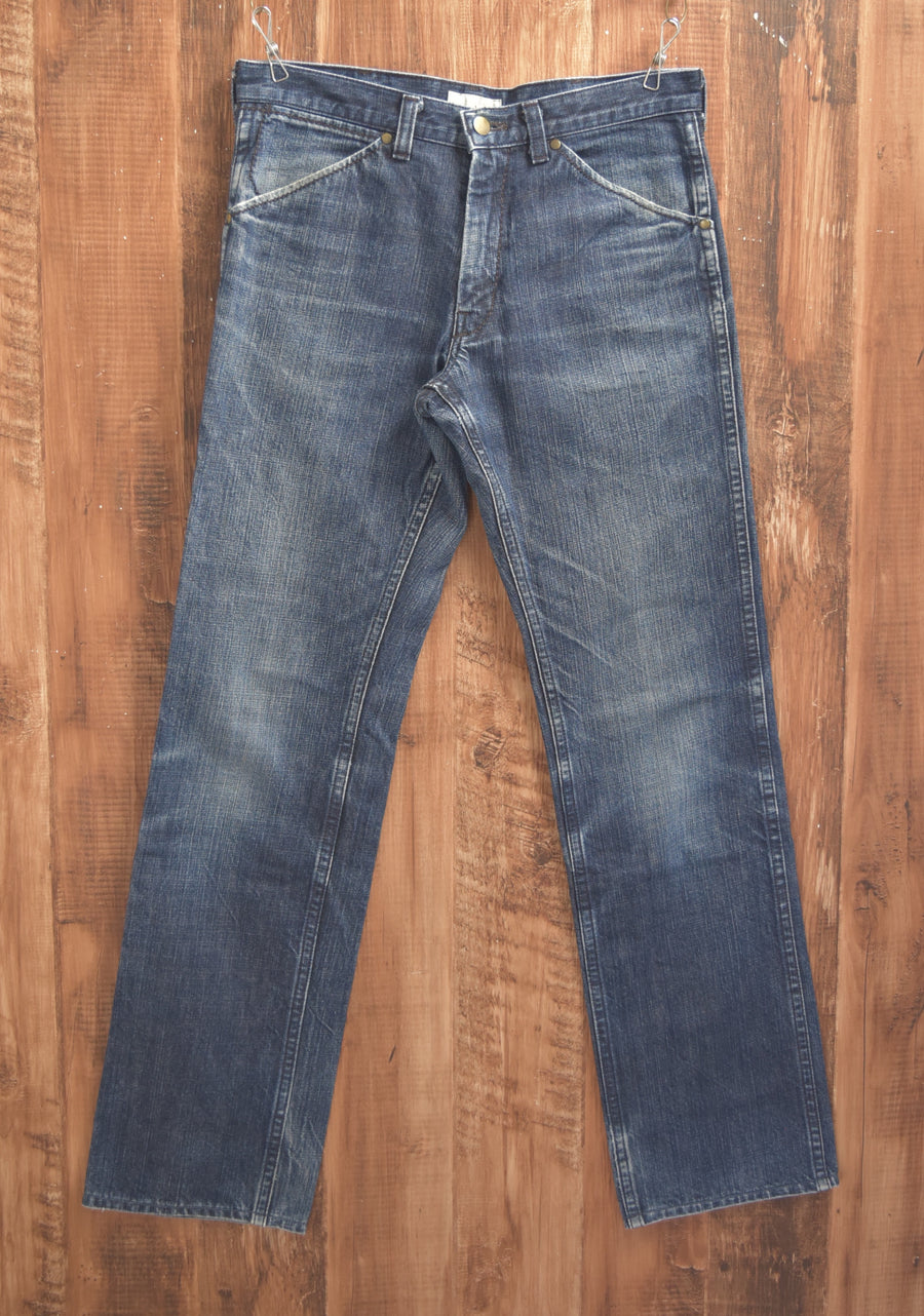 NUMBER(N)INE / Indigo Denim Pants