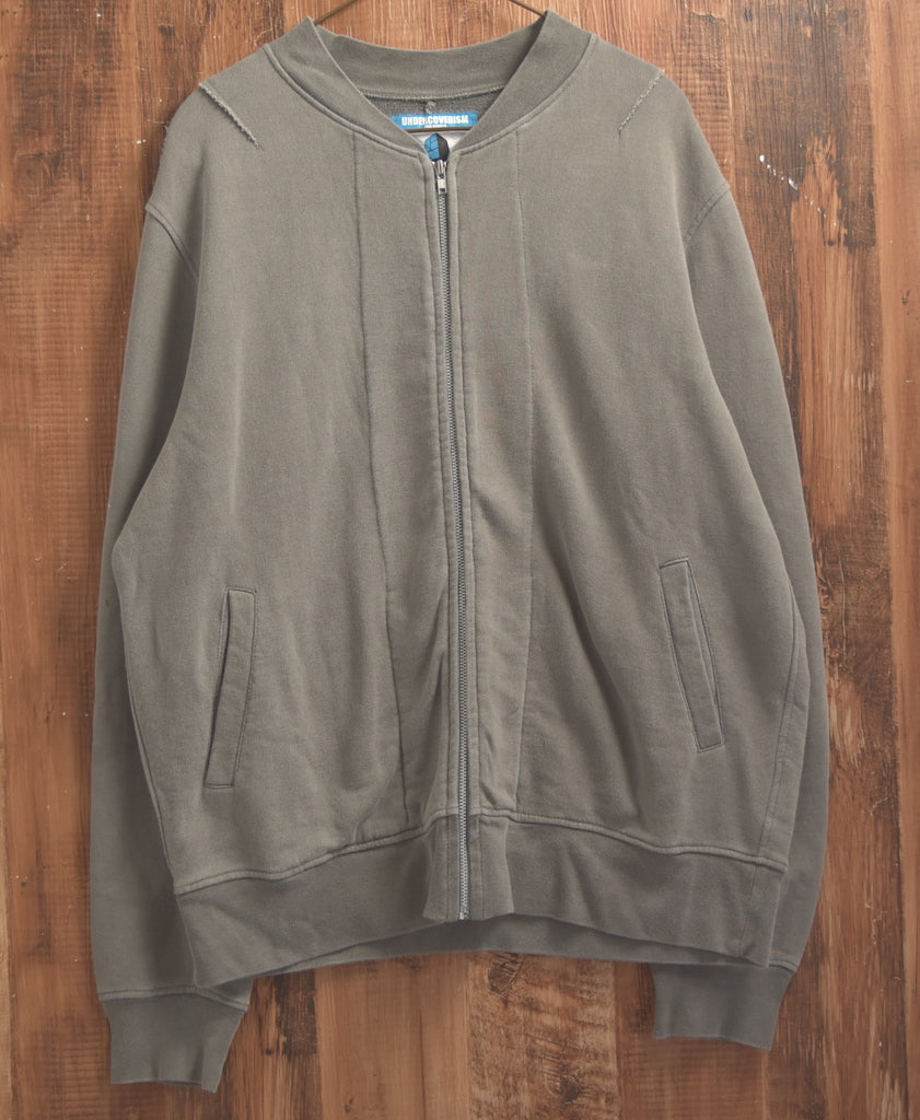 UNDERCOVER / Zip-up Sweat Jacket