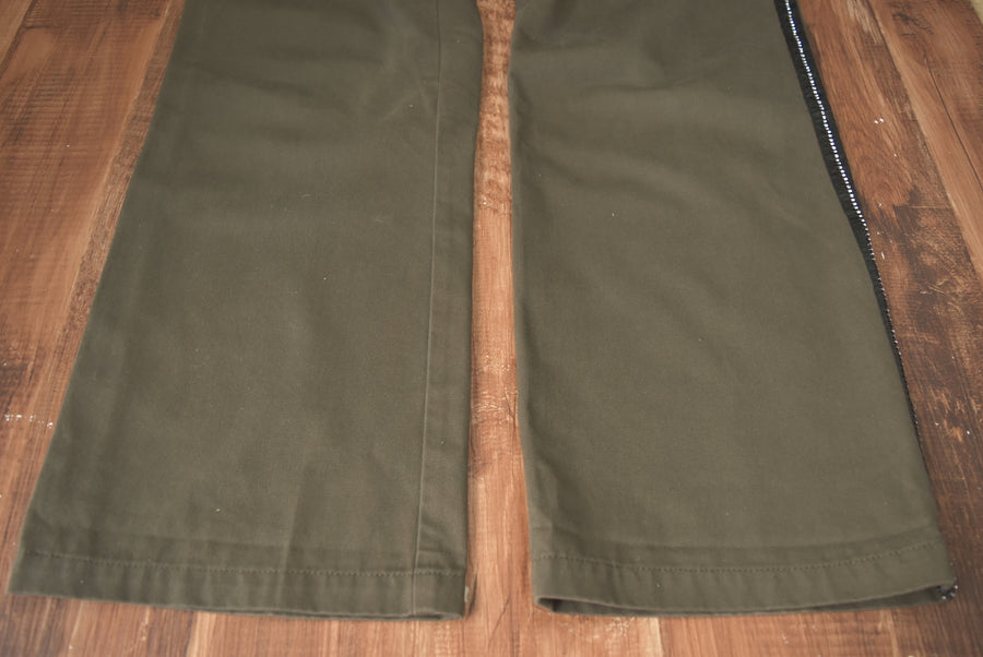 UNIFORM EXPERIMENT / Olive Drab Chino Pants