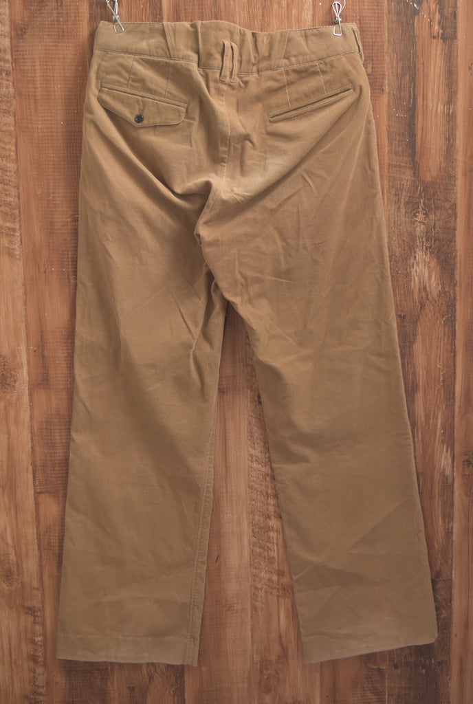 visvim / Brown Corduroy Pants