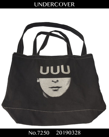 UNDERCOVER / UUU Graphic Tote Bag