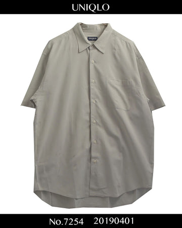 UNIQLO / OLD UNIQLO Cotton Shirt