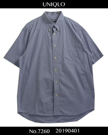 UNIQLO / OLD UNIQLO Check Shirt