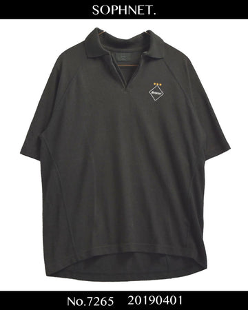 FCRB / SOPHNET. / FCRB Team Logo Polo Shirt