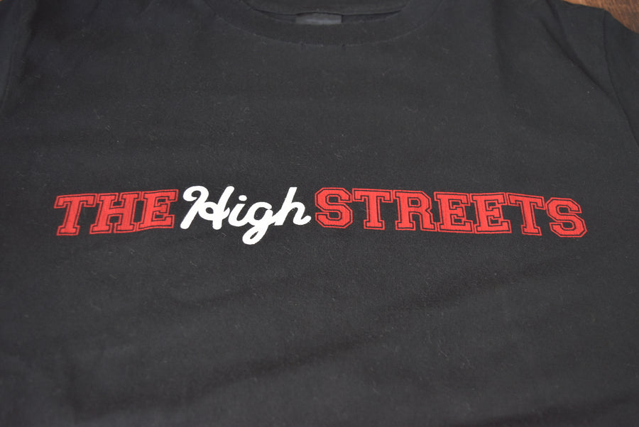 NUMBERNINE / 《 The High Streets 》 Tour Logo T-shirt