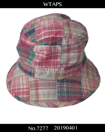 WTAPS / Patchwork Bucket Hat