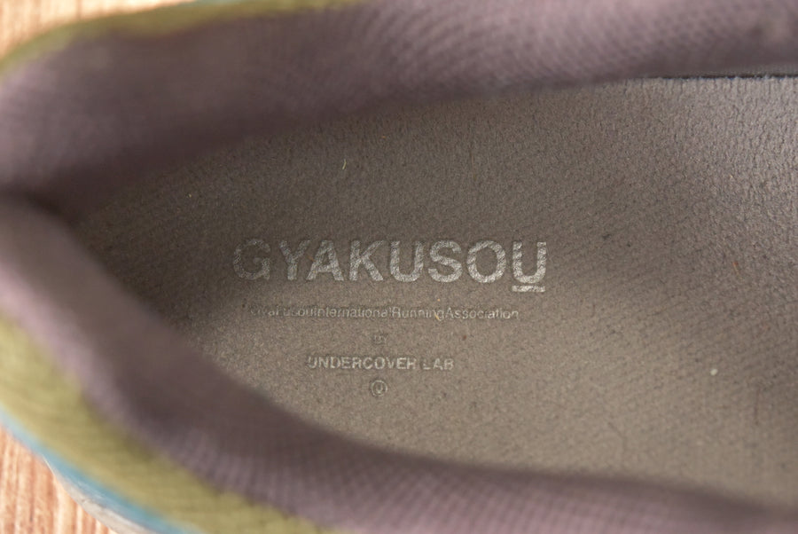 UNDERCOVER / × NIKE GYAKUSOU Running Shoes / 7288 - 0401 65.1