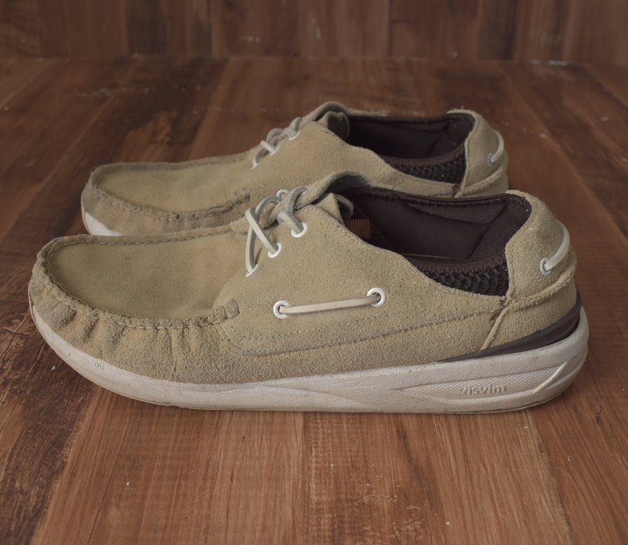 visvim / Leather Wallaby Sneaker / 7289 - 0401 51.9