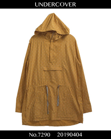 UNDERCOVER / Orange Dot Anorak Jacket / 7290 - 0404 80.5