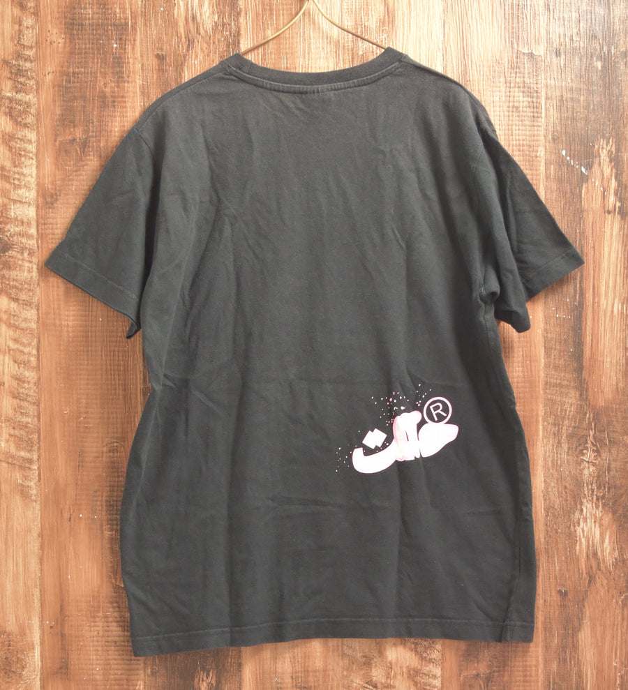 UNDERCOVER / × OBEY Signature Graphic T-shirt / 7291 - 0404 65.98
