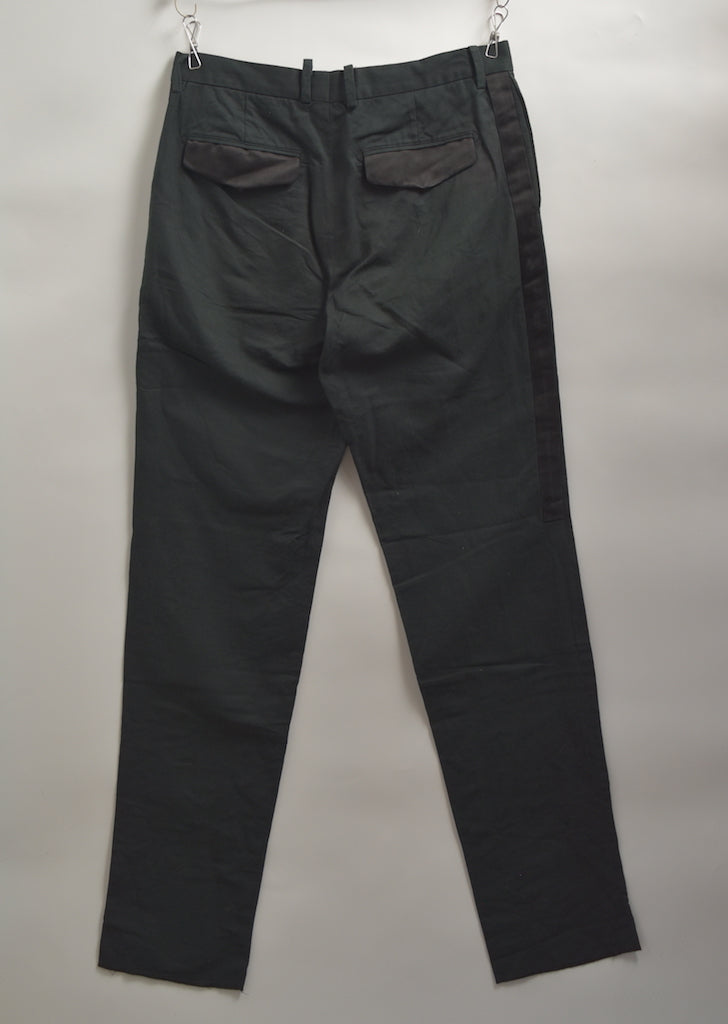 UNDERCOVER / Side Line Slacks Pants / 7323 - 0408 81.6