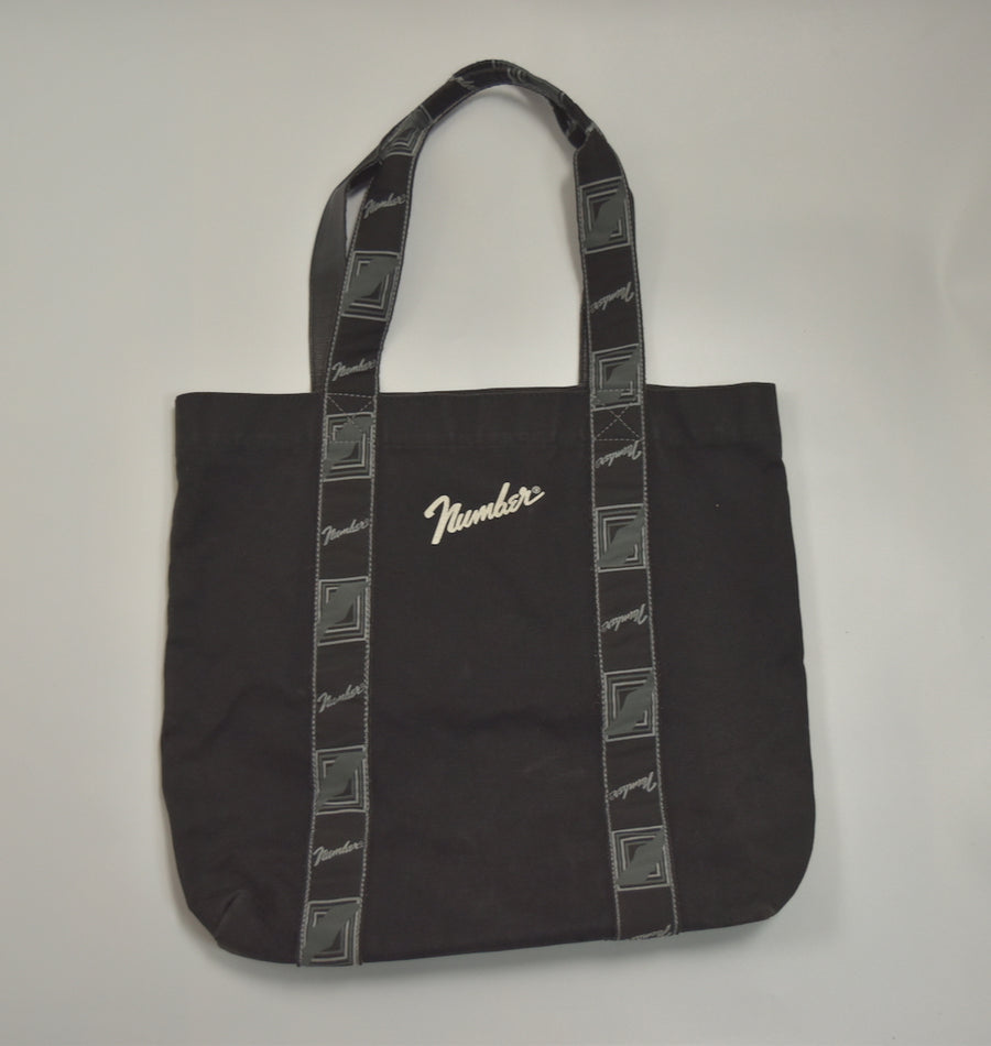 NUMBERNINE / Fender Logo Tote Bag / 7345 - 0410 65.111