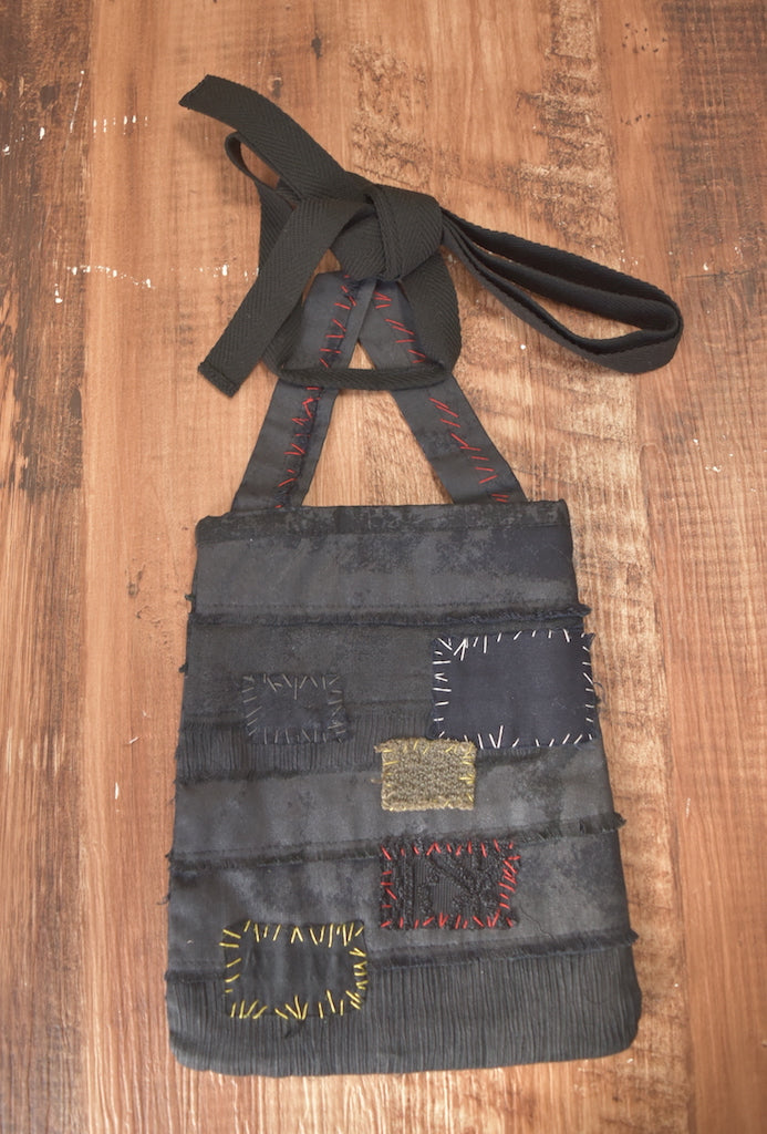 UNDERCOVER / 《SCAB》 Scab Patchwork Bag / 7346 - 0410 223.5